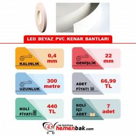 LED BEYAZ PVC 300METRE