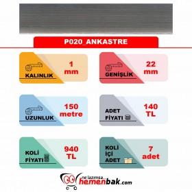 ÇİFT RENK PVC - P020 ANKASTRE